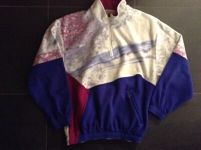 Australian L'Apina Tracksuit Zip Tuta Giacca Jacket track top vintage Jumper