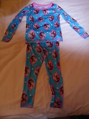 Disney Cuddlduds Frozen Girls 2-Piece Suit - Age 2T - New Without Tags