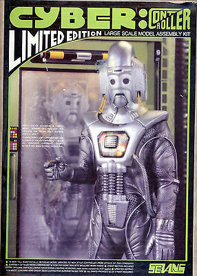 Doctor Who - Rare Cybercontroller Model Kit By Sevans - 1980's Unmade