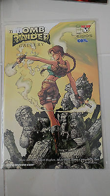 The Tomb Raider Gallery #1 Image Comics Adam Hughes! Joe Jusko! Silvestri! Nm