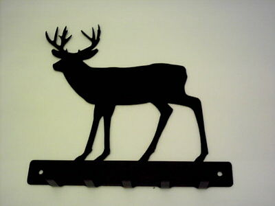 stag key, Lead rack 5 (hooks) Top Quality Gift