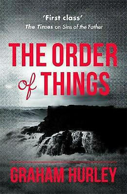 The Order of Things by Graham Hurley (English) Paperback Book Free Shipping!