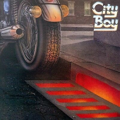 City Boy - Day the Earth Caught Fire [New CD] UK - Import