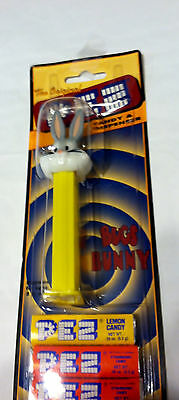 Bugs Bunny Pez Dispenser W/Candy-New In Package!