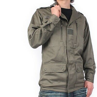 New Unissued French F1 olive field jacket combat coat surplus army military