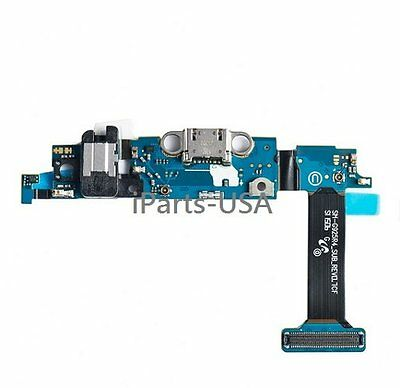 LOT 2 Charging Port Flex Cable for Samsung Galaxy S6 Edge Plus G928R4