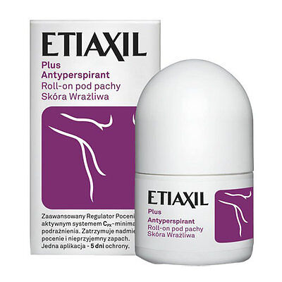 Etiaxil Plus Antiperspirant  Roll-On Pod Pachy 15Ml