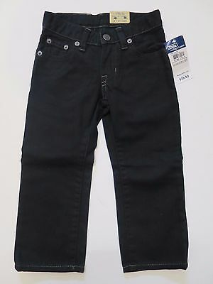 Boys jeans black trousers Designer age 2 3 4 5 11 12 13 14 15 years NEW *RRP $39