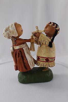"""Turkey Creek Twnshp Demdaco-""""Playing Dolls"""" Resin By Robin Kelso New Only 2 Left"""