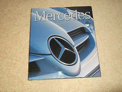 MERCEDES 599pp Offical Book FREE UK POSTAGE