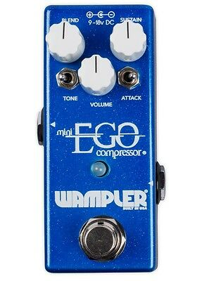 Wampler Pedals Ego Compressor Mini New Guitar Effect Pedal worldwide shipping