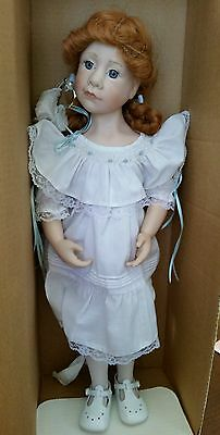 """21"""" Vinyl Good-Kruger Doll, """"Everything Nice"""" with Red Hair MIB 1301"""