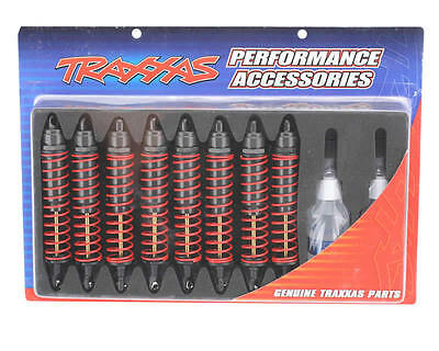 Traxxas TRA4962 Big Bore Shock Set of 8 for T-Maxx 2.5 3.3 E-Maxx Brushless