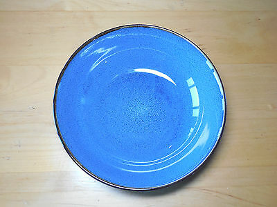 "Threshold BELMONT BLUE Soup Cereal Bowls 7 3/4""  1 ea    4 available"