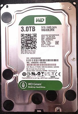Disque dur 3to Western Digital Green