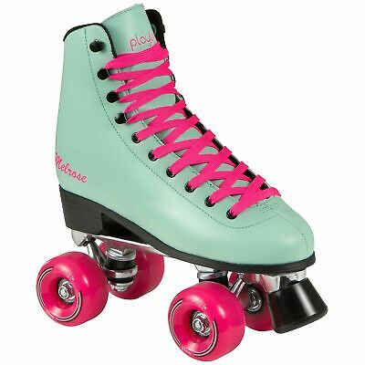 Playlife Disco Rollschuhe Melrose Deluxe Turquoise