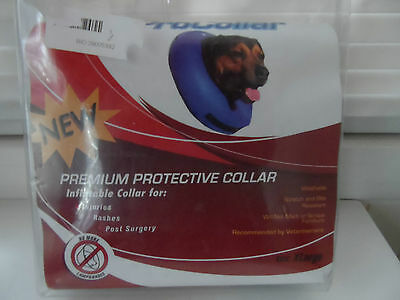 Procollar Premium Protective inflatable Dog Collar XL Instead of a Cone Collar.