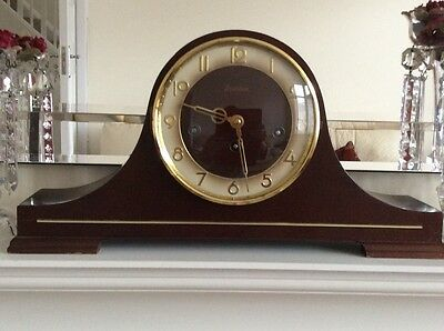 westminster chiming napoleon  clock