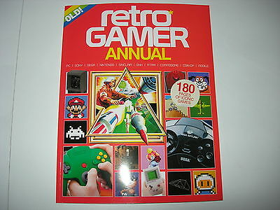 RETRO GAMER ANNUAL - Vol. 2 NEW - Latest : SNES/MD/NG/GB/NES/MS/GG/NEO GEO++++