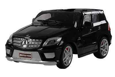 Mercedes ML 63 Licensed AMG 12 Volt Ride On Car With Remote Control