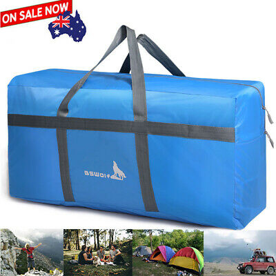 Foldable Expandable Water Proof Outdoor Camping Hiking Luggage Tote Carry Bag