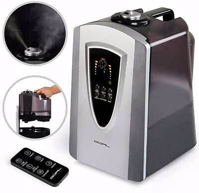 Automatic Shutdown Humidifier Function 5 Litres Water Tank Ensure Humidity New