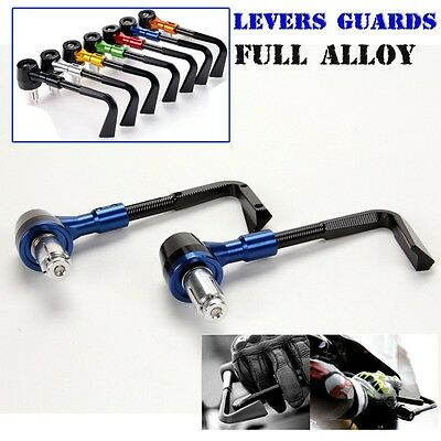 22mm full-metal alloy levers guards handguards For Yamaha YZF R1/R6/FZ1/Triumph