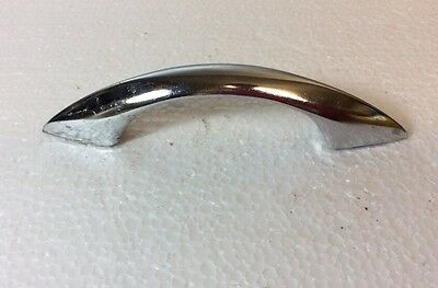 1 Vintage Retro Silver Handle For Cabinet-No Screws