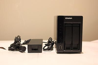 QNAP TS-269L-US Diskless System High-performance 2-bay NAS Server for SMBs