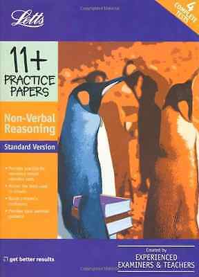 Letts 11+ Success - Standard Non-Verbal Reasoning: Practice Test Papers, VARIOUS