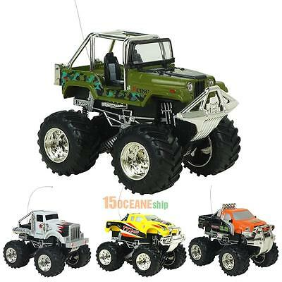 8013 4CH 1:43 HighSpeed Electric RC Charging Car Off-Road Vehicle Model Toy Gift