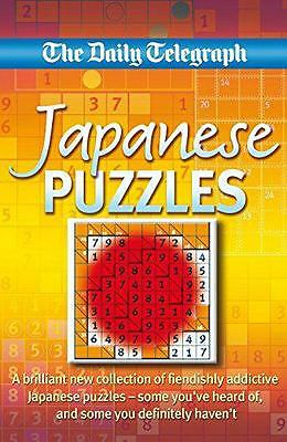 Daily Telegraph Book of Japanese Puzzles, Telegraph Group Limited | Paperback Bo