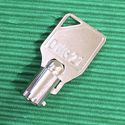 DIXIE NARCO DNG21 Vending Machine Key