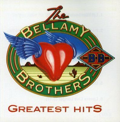 The Bellamy Brothers - Greatest Hits [New CD]