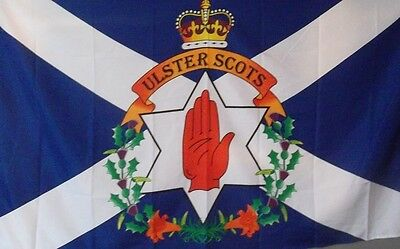Ulster Scots Flag