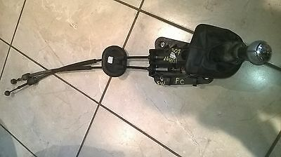 PEUGEOT 307 1.6 HDI 5 speed GEARBOX GEAR LINKAGE SELECTOR KNOB 04-08 FREE POST!!