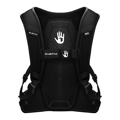 SubPac M2, The Ultimate Wearable Tactile Bass Monitoring Solution with Bluetooth