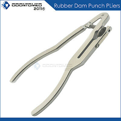 199 Pcs. Endodontic Rubber Dam Clamps Dental Orthodontic Instrument