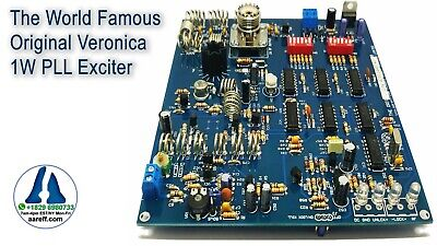 Original And Genuine 1W Veronica® PLL Exciter (Ver-9)