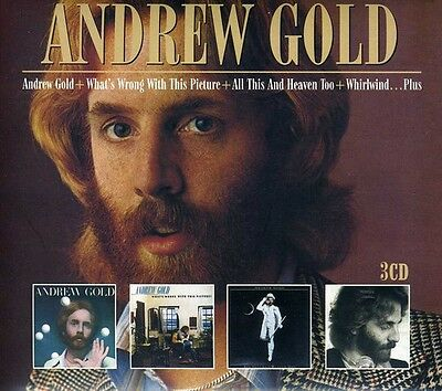 Andrew Gold - Andrew Gold / What's Wrong with This Picture [New CD] UK - Import