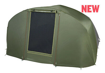 New Trakker Tempest Brolly Utility Front