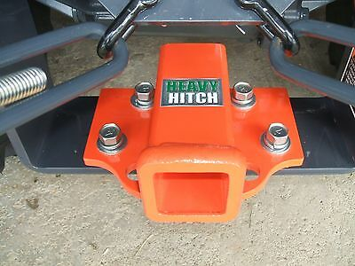 """2"""" Bolt on Receiver hitch for Kubota BX Series Sub Compact KPH-2"""
