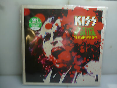 Kiss-The Summer Of Satan: The Devil's Ride Out!.-2Lp Green Vinyl-New. Sealed