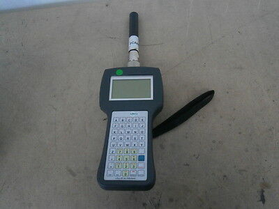 A-Boca BV Identification ID Technology Data Tag Logger Scanner + Aerial WORKING