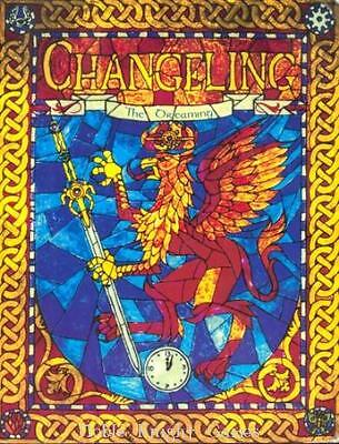 White Wolf Changeling - The Dreamin Changeling - The Dreaming (1st Editio SC VG