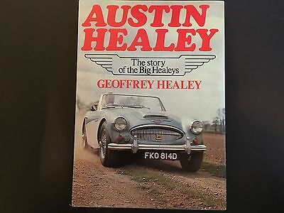 Austin Healey Story of the Big Healeys  AUTOGRAPHED FIRST EDITION