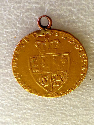 1793   full Guinea gold coin 22 ct gold