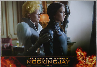 THE HUNGER GAMES -MOCKINGJAY PART 2 - Lobby Cards Set of 6 - Jennifer Lawrence