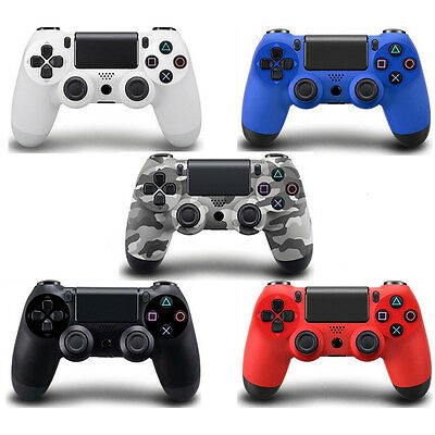 Wholesale Wireless Dual Shock Bluetooth PS4 Controller handle for Sony PS4