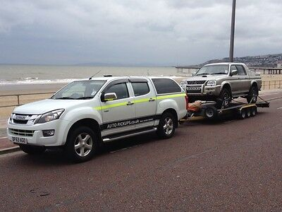 St Helens Car Recovery Vehicle Transport  Delivery Van 4x4 Truck #1 for Service